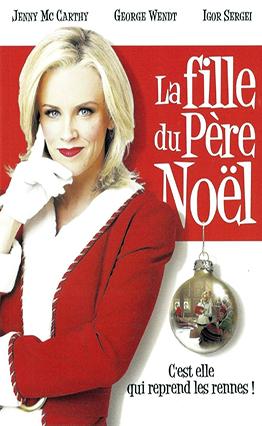 Affiche La fille du Père Noël (2006).