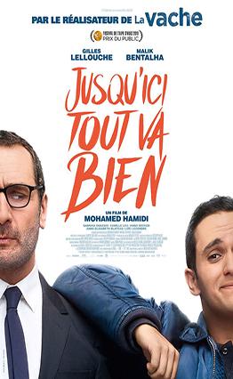 Affiche Jusqu'ici tout va bien (2019).
