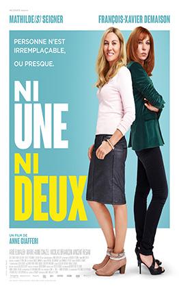 Affiche Ni une ni deux (2019).