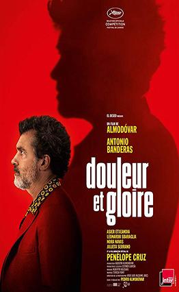 Affiche Douleur et gloire (2019).