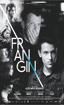 Affiche Frangin Le film (2019)