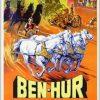 Affiche Ben-Hur (1959).