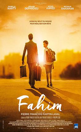 Affiche Fahim (2019).