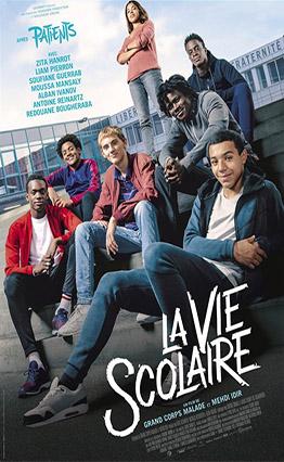 Affiche La vie scolaire (2019).