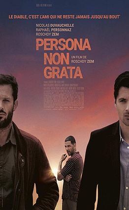 Affiche Persona non grata (2019).