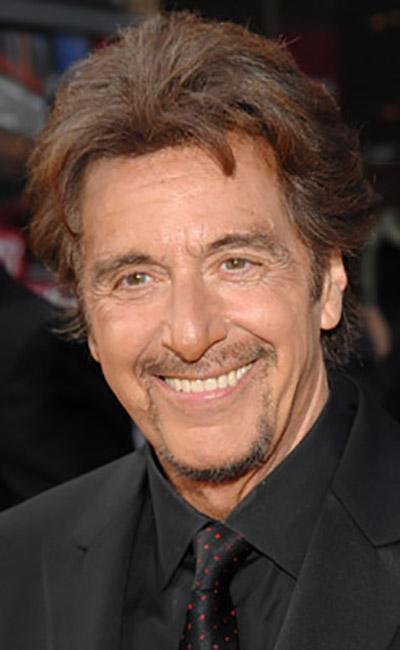 Photo de Al Pacino.