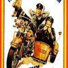Affiche de Deux super-flics (1977).