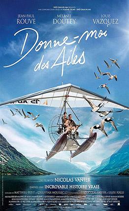 Affiche Donne-moi des ailes (2019).