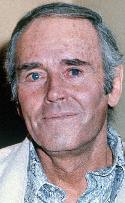 Photo de Henry Fonda.