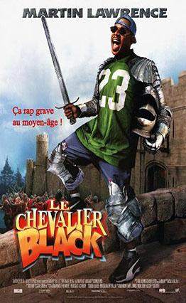 Affiche de Le chevalier black (2001).