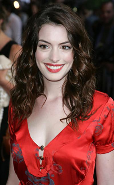 Photo de Anne Hathaway.