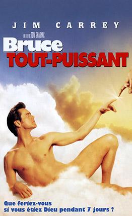 Affiche Bruce tout-puissant (2003).