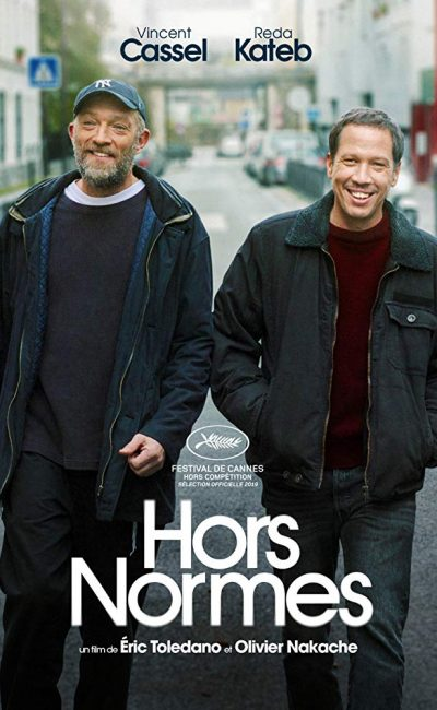 Affiche Hors normes (2019).