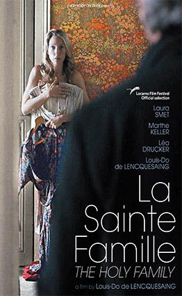 Affiche La sainte famille (2019).