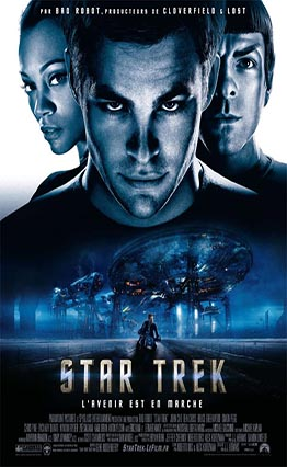 Affiche Star Trek (2009).
