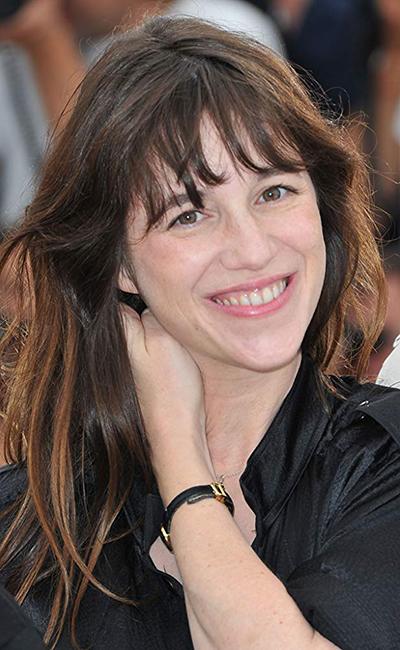 Photo de Charlotte Gainsbourg.