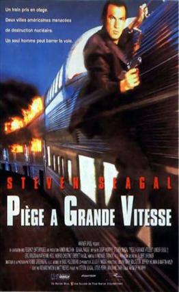 Affiche Piège à grande vitesse (1995).