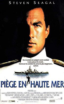 Affiche Piège en haute mer (1992).