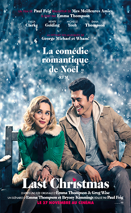 Affiche Last Christmas (2019).