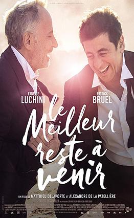 Affiche Le meilleur reste à venir (2019).