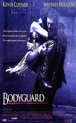 Affiche Bodyguard (1992).