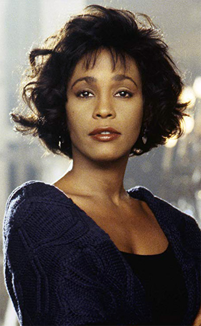 Photo de Whitney Houston.