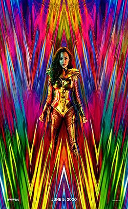 Affiche de Wonder Woman 1984 (2020).