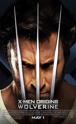 Affiche X-Men Origins: Wolverine (2009).