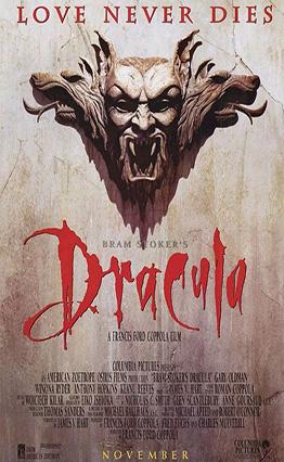 Affiche de Dracula (1992).