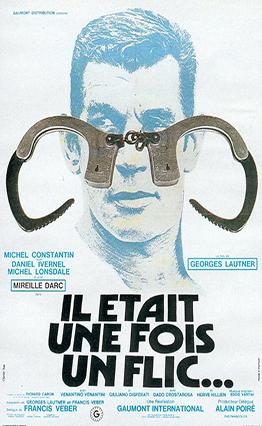 Affiche Il était une fois un flic... (1972).