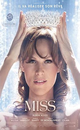 Affiche Miss (2020).