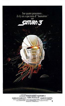 Affiche Saturn 3 (1980).