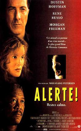 Affiche Alerte! (1995).