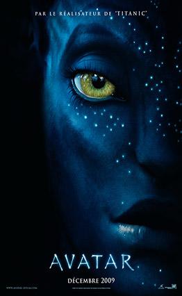 Affiche Avatar (2009).