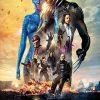Affiche X-Men: Days of Future Past (2014).