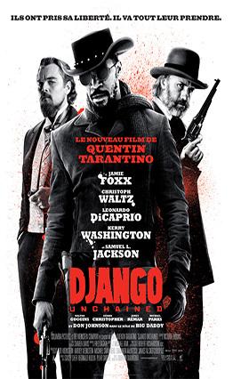 Affiche Django Unchained (2012)