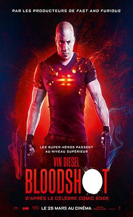 Affiche Bloodshot (2020)