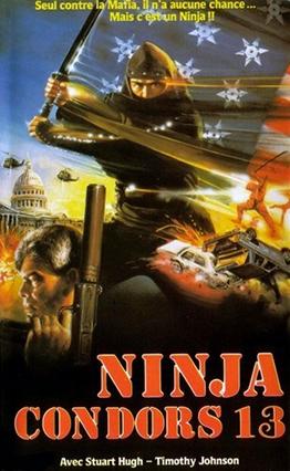 Affiche Ninja Condor 13 (1987)