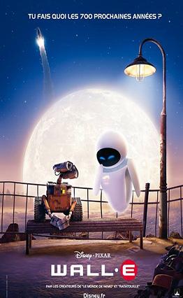 Affiche Wall-E (2008)