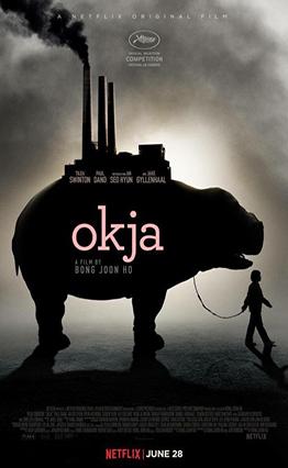 Affiche Okja (2017)