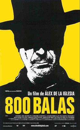 Affiche 800 balles (2002)