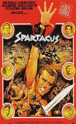 Affiche Spartacus (1960)
