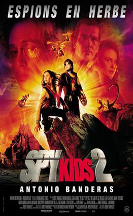 Affiche Spy kids 2: Espions en herbe (2002)
