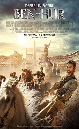 Affiche Ben-Hur (2016)