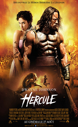 Affiche Hercule (2014)
