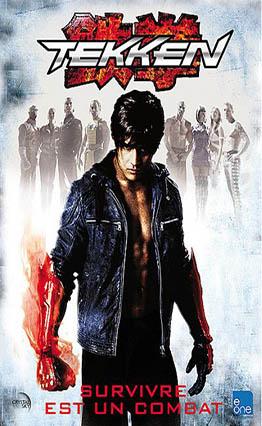 Affiche Tekken (2010)
