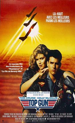 Affiche Top Gun (1986)