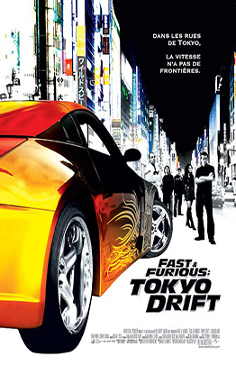 Fast and Furious 3: Tokyo Drift