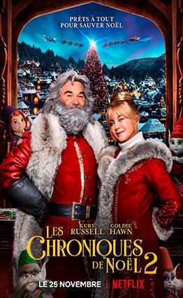 Affiche Les Chroniques de Noël 2 (2020)
