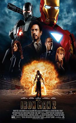 Affiche Iron Man 2 (2010)